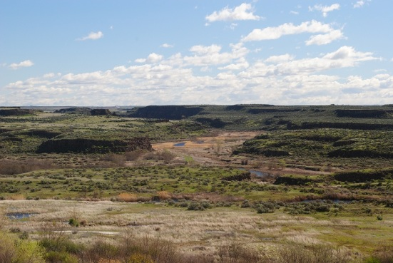Drumheller Channels