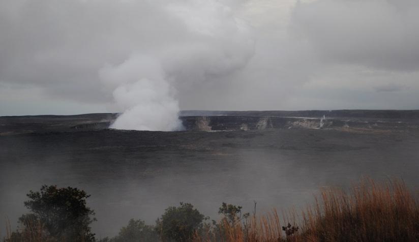 On Volcanoes